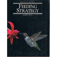 Feeding Strategy. Survival In The Wild