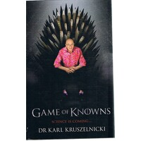 Game Of Knowns. Science Is Coming