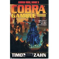 Cobra Gamble. Cobra War, Book 3