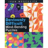 Deviously Difficult Mind-Bending Puzzles