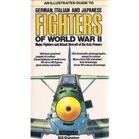 An Illustrated Guide To German, Italian And Japanese Fighters Of World War II