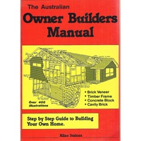 The Australian Owner Builders Manual