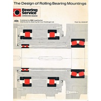 The Design Of Rolling Bearing Mountings. 112 Applications Covering Machines, Vehicles And Equipment