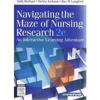 Navigating The Maze of Nursing Research 2e. An Interactive Learning Adventure