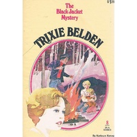 Trixie Belden, The Black Jacket Mystery. No 8