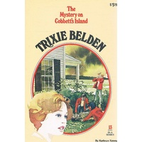Trixie Belden, The Mystery On  Cobbett's Island.No. 13