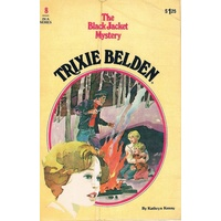 Trixie Belden 8, The Black Jacket Mystery
