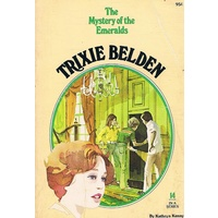 Trixie Belden 14, The Mystery Of The Emeralds.