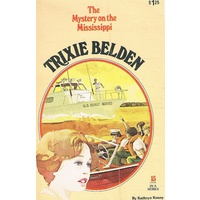 Trixie Belden 15, The Mystery On The Mississippi.