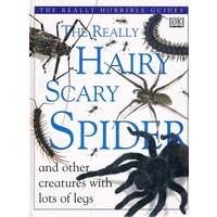 Really Hairy Scary Spider