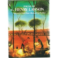 Poems Of Henry Lawson. Illustrated By Pro Hart