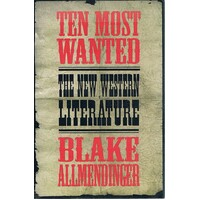 Ten Most Wanted. The New Western Literature