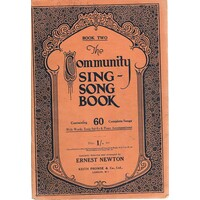 The Community Sing Song Book. Book Two