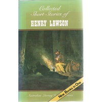 Collected Short Stories Of Henry Lawson.