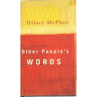 Other People's Words