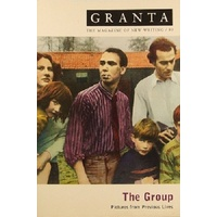 Granta. Winter 2002. The Magazine of New Writing. 80. The Group