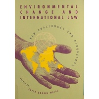 Environmental Change And International Law