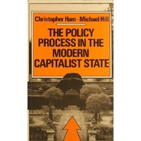 The Policy Process In The Modern Capitalist State