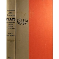 Best American Plays. Supplementary Volume 1918-1958