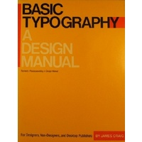 Basic Typography. A Design Manual