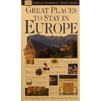 Great Places To Stay In Europe