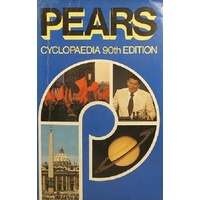 Pears Cyclopedia 90th Edition
