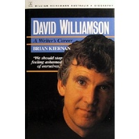 David Williamson. A Writers Career.