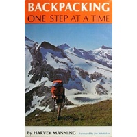 Backpacking. One Step At A Time