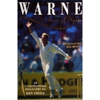 Warne. Sultan Of Spin