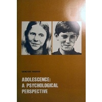 Adolescence. A Psychological Perspective
