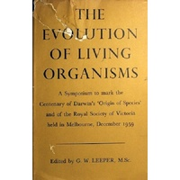 The Evolution Of Living Organisms