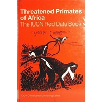 Threatened Primates Of Africa