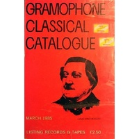 Gramophone Classical Catalogue
