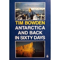 Antarctica And Back In Sixty Days