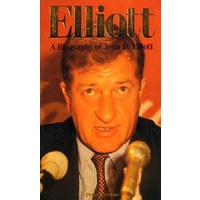 Elliott. Biography Of John D. Elliott