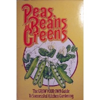 Peas, Beans And Greens