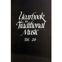 1994 Yearbook For Traditional Music. Vol. 27
