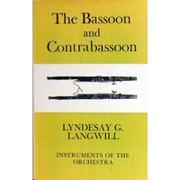 The Bassoon And Contrabassoon