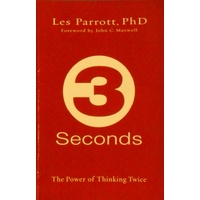 3 Seconds. The Power Of Thinking Twice