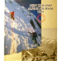 New Zealand Alpine Journal 1991. (Volume 44)