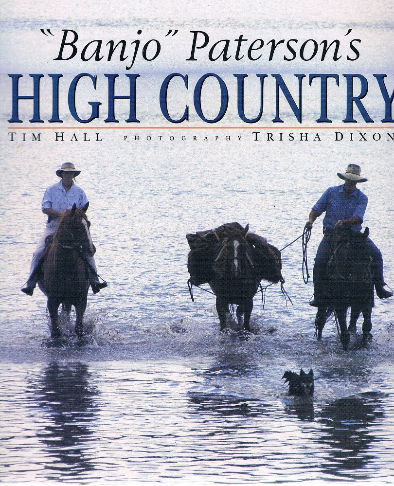 the old australian ways by banjo paterson The good old land of 'never mind', and old australian ways the narrow ways of english folk are not for such as we they bear the long-accustomed yoke of staid conservancy: but all our roads are new and strange, and through our blood there runs the vagabonding love of change that drove us westward of the range and westward of the suns.