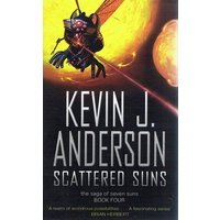 Scattered Suns. The Saga Of Seven Suns,Book Four
