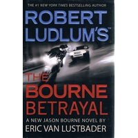 Robert Ludlam's The Bourne Betrayal