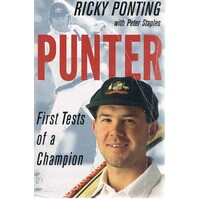 Punter. First Tests Of A Champion