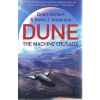Legends Of Dune 2. The Machine Crusade.