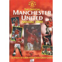 The Official Manchester United Annual 2000