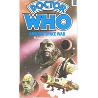 Doctor Who And The Space War.
