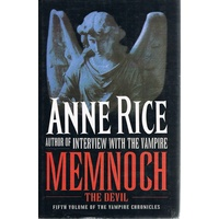 Meminoch The Devil. Fifth Volume Of The Vampire Chronicles.