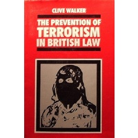 The Prevention of Terrorism in British Law