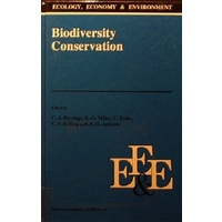 Biodiversity Conservation. Problems and Policies